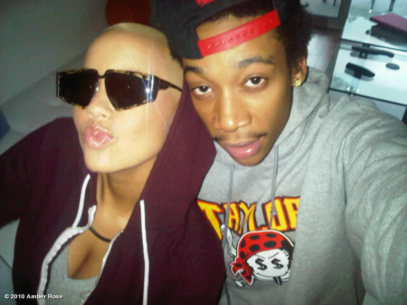 amber rose and wiz khalifa dating. Amber Rose and Wiz Khalifa