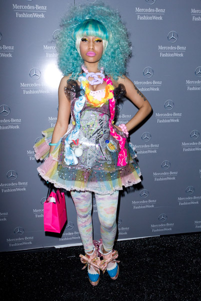 Nicki-Minaj-Betsey-Johnson-Show