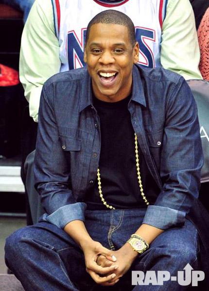 "a157b455e2d6b Sneaker Me Dope  Jay-Z Rocking Kanye West s Nike Air Yeezy 2 ""Black ..."