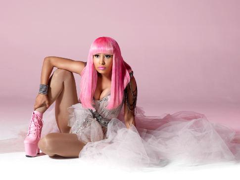 Nicki Minaj 2012 Photoshoot on Official Artwork  Nicki Minaj Reveals    Pink Friday  Roman Reloaded