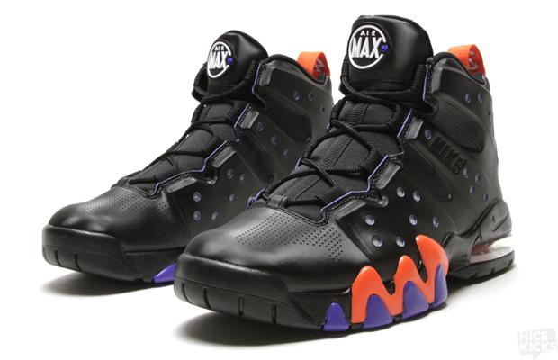 "low priced fce74 9705b Sneaker Me Dope T.I. Rocking Nike Air Max Barkley ""BlackSafe ..."