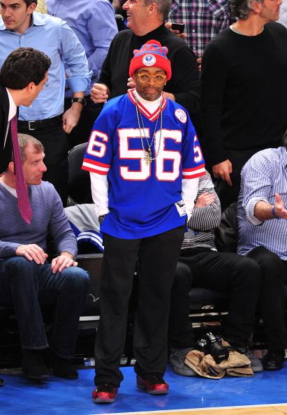 the latest d81b3 5771d ... Don BleekCelebrities Attend The Chicago Bulls VS New York  KnicksCelebrities Attend The Chicago Bulls VS New ...
