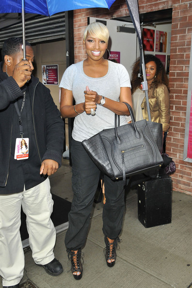 nene-leakes-the-wendy-willams-show-new-york-city-giuseppe-zanotti-mesh-platform-booties-celine-croc-stamped-luggage-tote