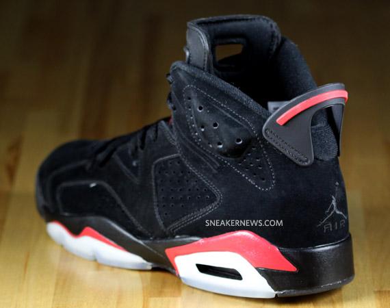 promo code a334b 380b3 best price air jordan 6 varsity red black n 2f270 0558e