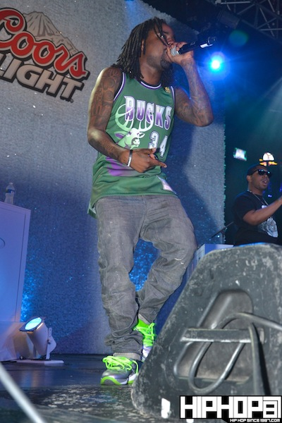 "outlet store a4139 aabb9 Watch My Kicks: Wale Rocking Nike LeBron 8 PS ""Dunkman"" & A ..."