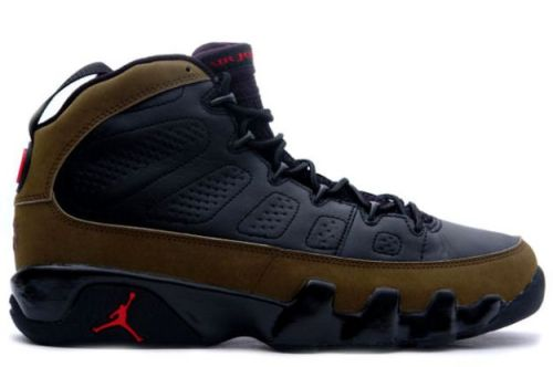 air-jordan-9-ix-retro-black-light-olive-true-red-1