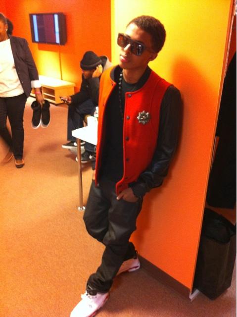9653f8466290 Celeb Style  Diggy Simmons   Kid Cudi Wearing A  3