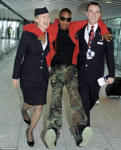 JAY-Z-HEATHROW-AIRPORT