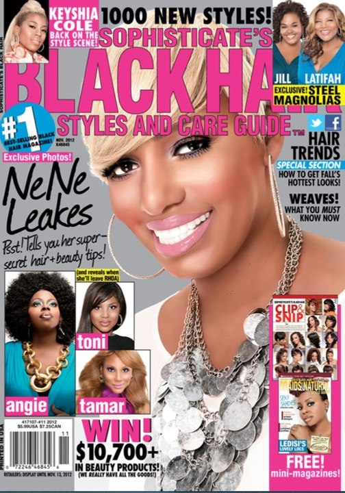 ... Sophisticate's Black Hair Styles & Care Guide November 2012 Issue