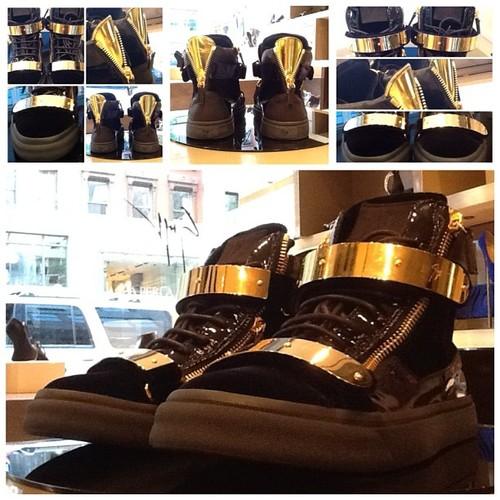 giuseppezanottihommedoublegoldplatesneakers2