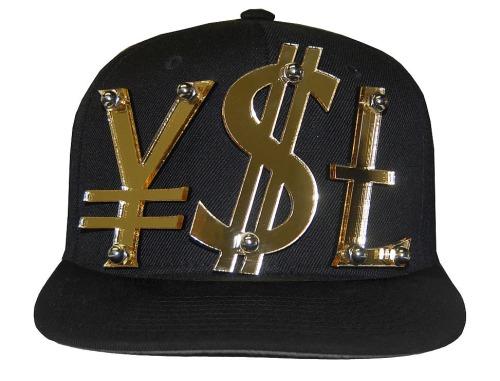 Paislee Yen Dollar Pout Snapback