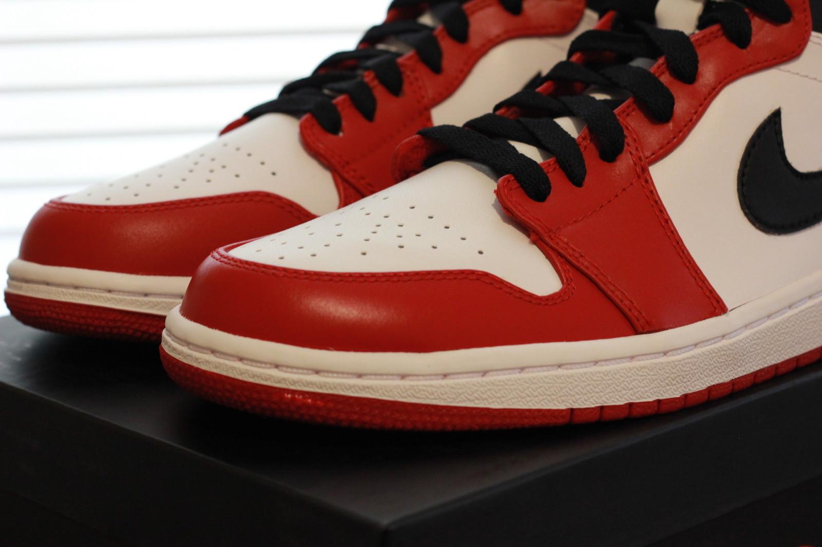 Air-Jordan-1-Retro-High-White-Varsity-Red- 4696fe374