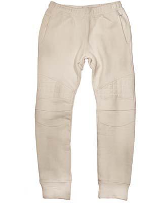 balmainbikerquiltedjoggingleggingsweatpants
