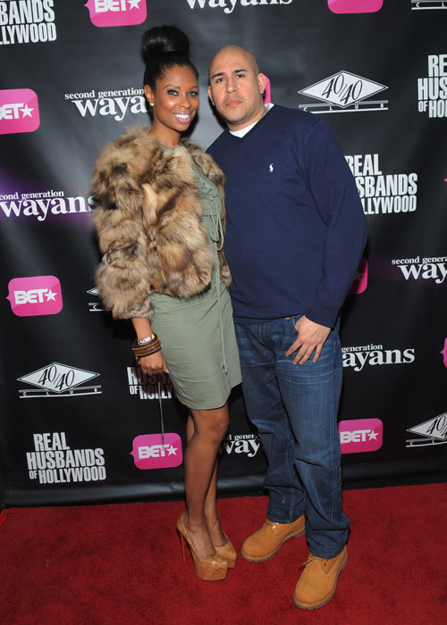 "BET Networks New York Premiere Of ""Real Husbands of Hollywood"" And ""Second Generation Wayans"" - After Party"
