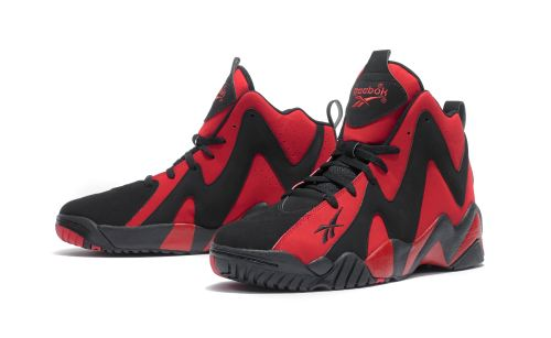 Kamikaze II Mid red-black 2