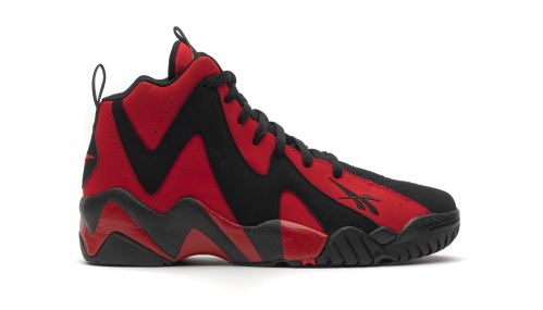 Kamikaze II Mid red-black 3