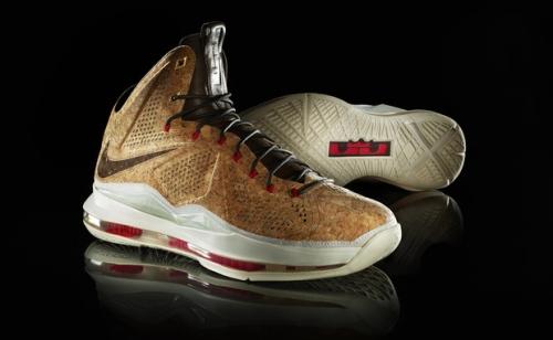Nike-LeBron-X-Cork