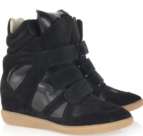 isabel-marant-bekket-high-top-suede-sneakers-black