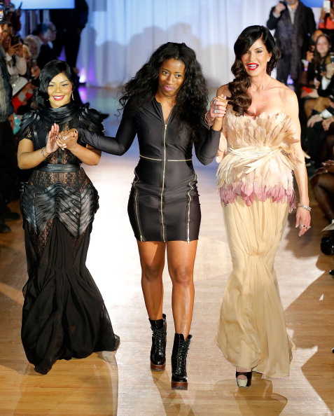 The Reality of FASHION The Reality of AIDS - Runway - Mercedes-Benz Fashion Week