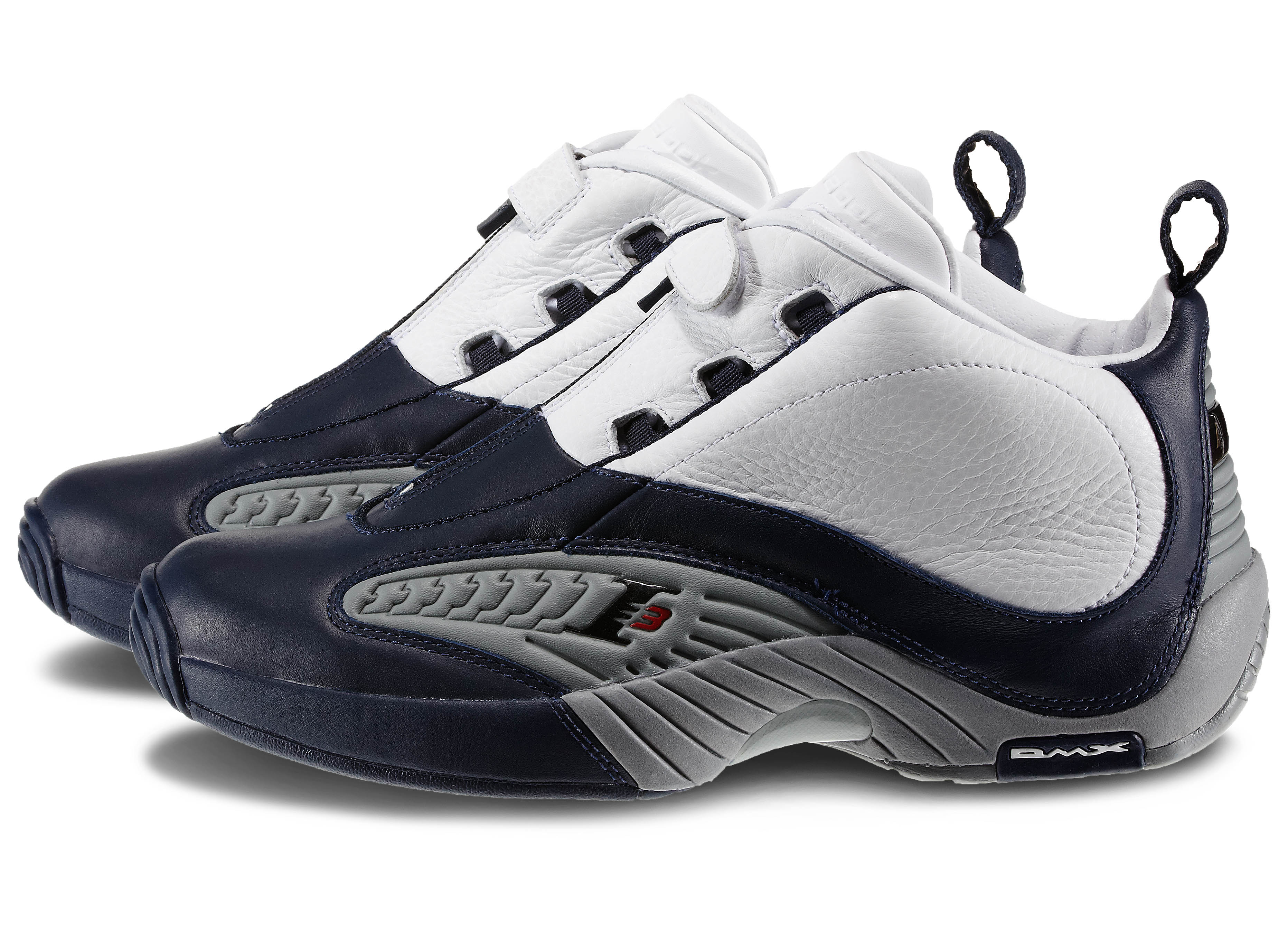 Exclusive Photos  Official Reebok Classic Question Mid Answer IV ... 004e0f0d21
