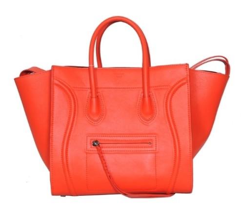 Celine-Luggage-Phantom-Pomegranate-Red-Bags-1