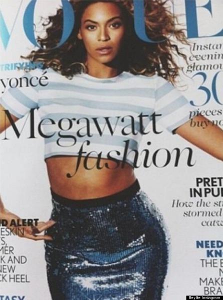 Beyonce-Vogue