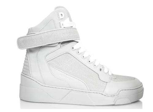 givenchymantralightgreysneakers