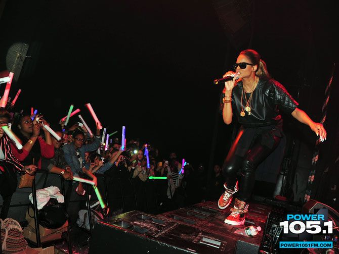 Ciara Performs Ride Live At Dj Prostyle's Birthday Bash