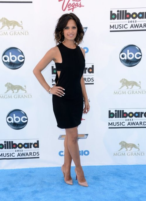Rocsi-Diaz-Faints-at-2013-Billboard-Music-Award-2