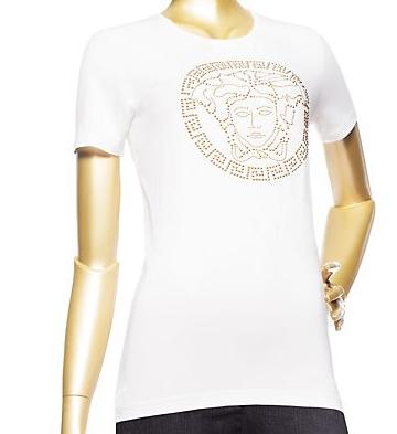 Versace-Medusa-Studded-T-Shirt