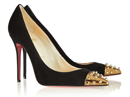 christianlouboutingoldtoepumps1
