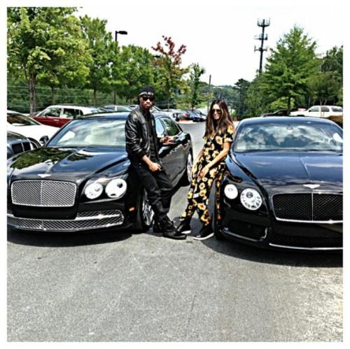 Ciara-and-Future-cop-new-Bentleys