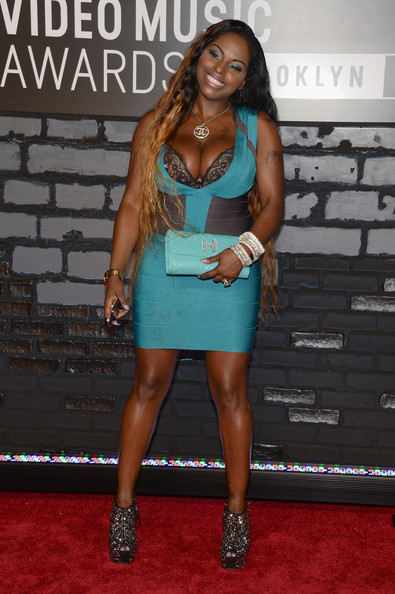 Foxy+Brown+2013+MTV+Video+Music+Awards+Arrivals+KLjg6HG6YtSl