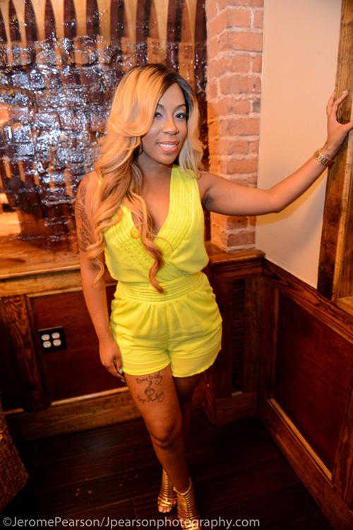 When Did She Wear It Better? K. Michelle In $995 Giuseppe ... K Michelle 2013 Instagram