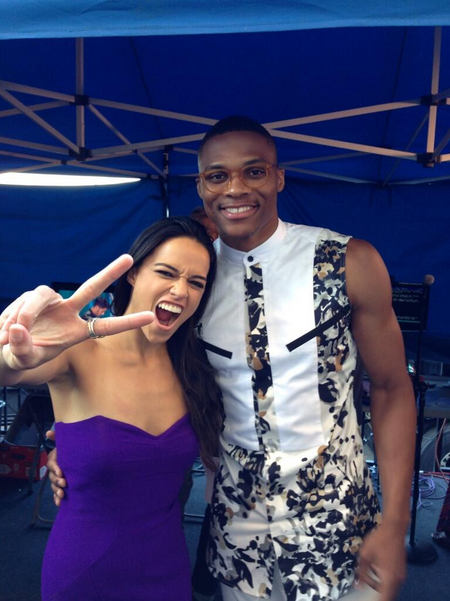 No-Sign: Russell Westbrook, That Outifit