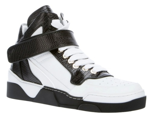 GivenchyMonochromeSneakers