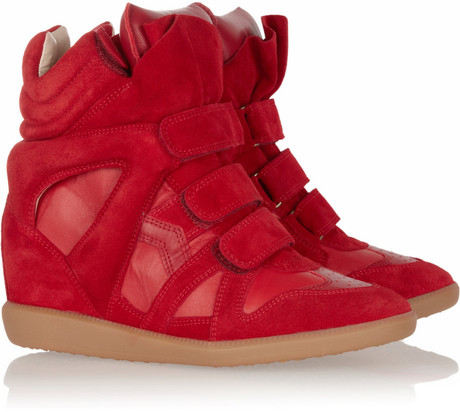 isabel-marant-red-bekket-leather-and-suede-sneakers-product-1-4219639-602533178_large_flex