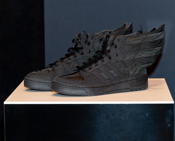 9e96672f685a ASAP Rocky   Jeremy Scott Unveils adidas Originals  Black Flag ...