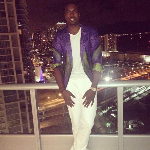 Serge Ibaka Giuseppe sneakers 2