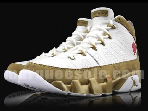 Air Jordan 9 colorway in the Bin 23-1