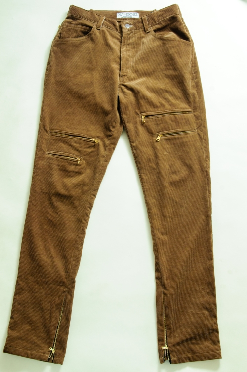 GICHEE ROUGE CLASSIC CORDUROY PANTS