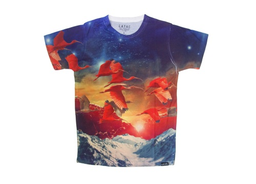 space-birds-tee